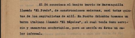 Barrio El Prado, Barranquilla (1928)
