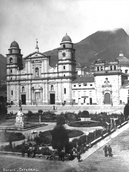 Archivo de Bogotá Secretaría general